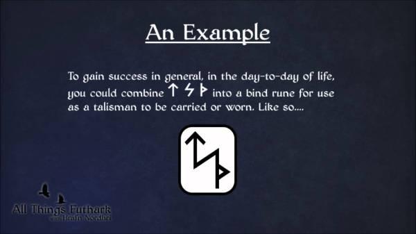 bind runes video