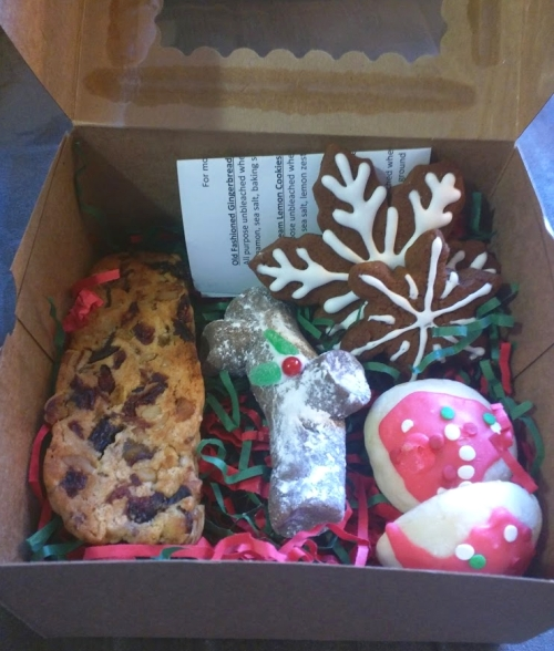 cookie box 2017